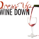 Dress up Wine Down Celebrity Fashion Show Benefit live video Nov 19th 8PM EST