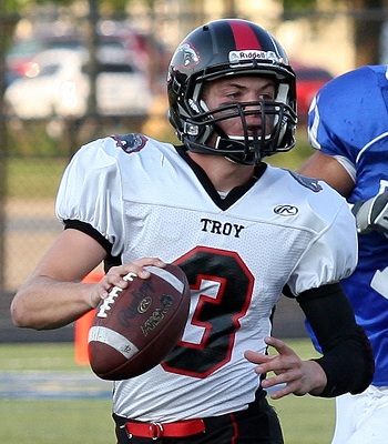 MIPrepZone Football Video Game of the Week - Troy at Lake Orion