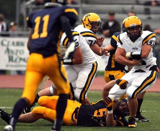 Football this week: Wyandotte Roosevelt at Taylor Truman