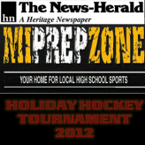 33rd annual News-Herald 2012 Holiday Hockey Tourney Dec 29th video streaming