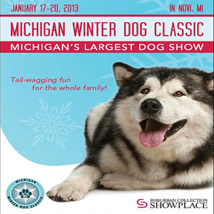 The Michigan Winter Dog Classic, Michigan's largest Dog Show live streaming video