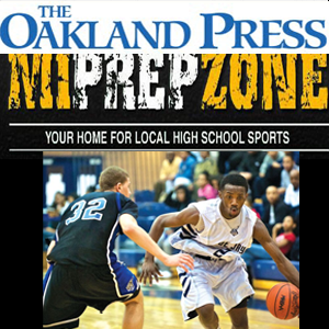 MI Prep Zone Game of the Week basketball Clarkston HS at Southfield HS video streaming
