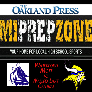 MI prep Zone Game of the Week Friday, Feb. 8 Waterford Mott at Walled Lake Central