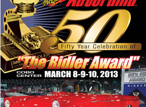 61st Annual Meguiar's Autorama America's Greatest Hot Rod Show  live video streaming March 9th