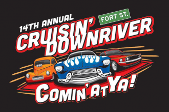LIVE Video 14th annual Downriver Cruise Sat June 29th