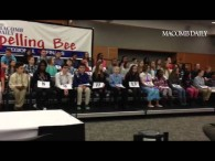 Watch the Macomb Daily Spelling Bee live March 20th 12 noon ET